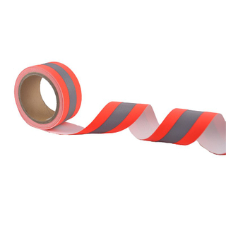 305 100% Cotton Reflective Flame Retardant Tape