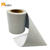 HT402 silver high visible T/C reflective fabric 300cd/(lx·m²)