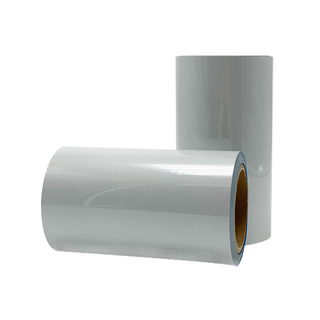 HA401 Sliver Hi-Vis Reflective Heat Transfer Film 450cd/(lx·m²)